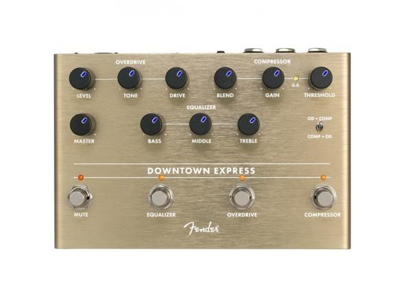 Ver mais informações do  Fender Downtown Express Bass station