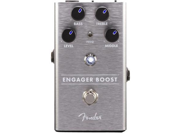 Ver mais informações do  Fender Engager Booster