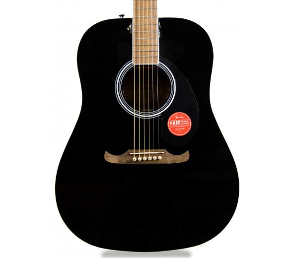 Guitarras Dreadnought Fender FA-125 Blk WN