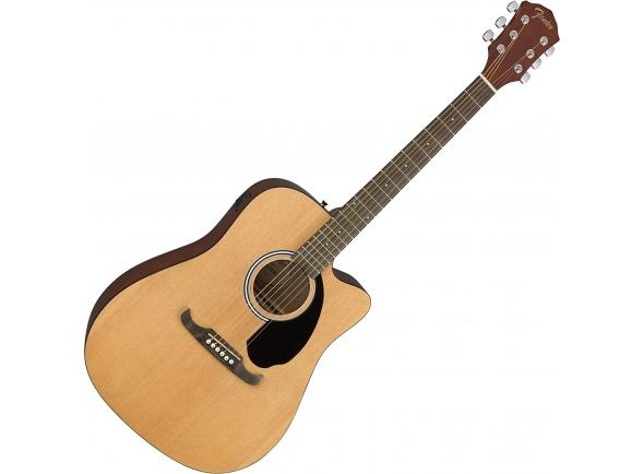 Guitarras Dreadnought Fender FA-125CE NAT B-Stock