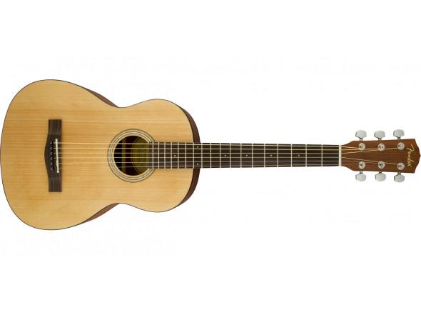 Outras guitarras acústicas Fender  FA-15 3/4 B-Stock