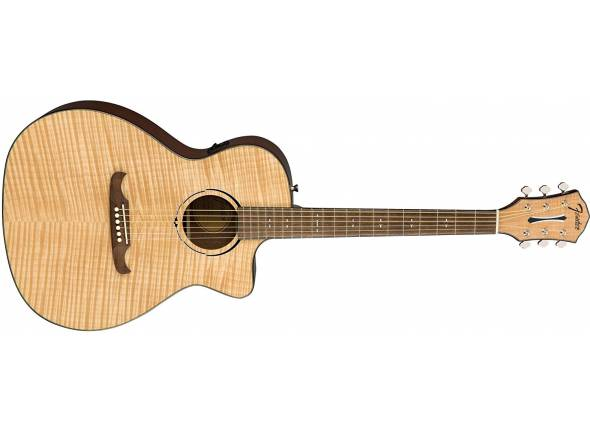 Fender FA-345CE Auditorium Natural RW