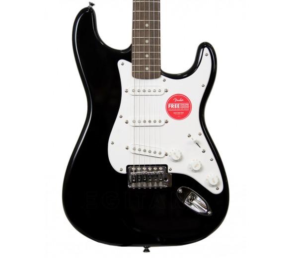 Guitarras formato ST Fender Squier Bullet Strat Tremolo Black