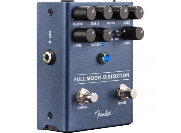 Ver mais informações do  Fender Full Moon Distortion
