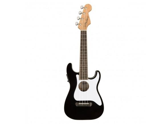 Ukulele Fender Fullerton Strat Ukulele Black