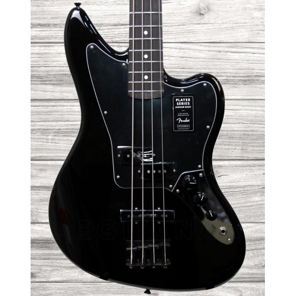 Fender Jaguar Bass EB Black