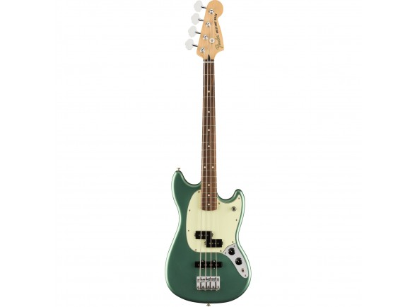 Fender Limited Edition Mustang Sherwood Green