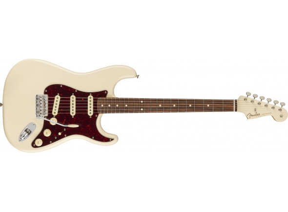 Guitarras formato ST Fender  Limited Edition Vintera 60s Olympic White