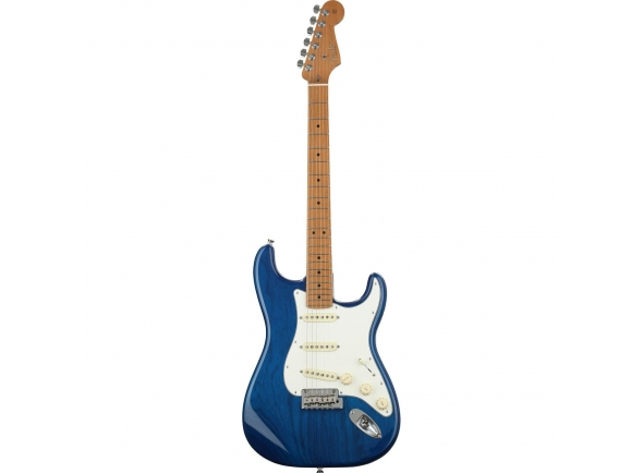 Guitarras formato ST Fender LTD American Pro Strat Sapphire Blue with Roasted Maple Neck