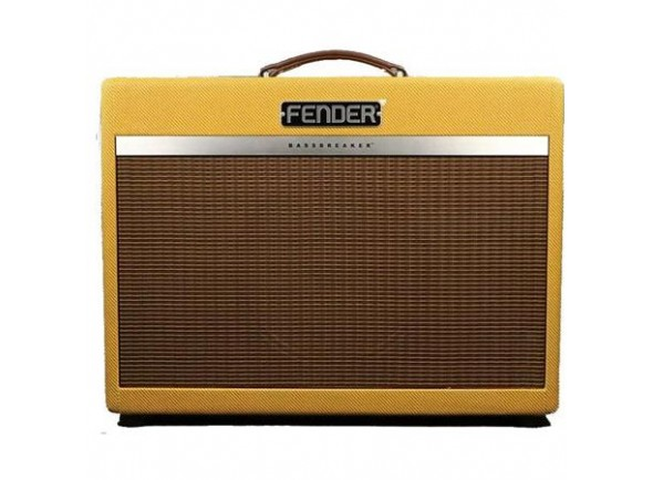 Fender LTD Bassbreaker 30R Tweed