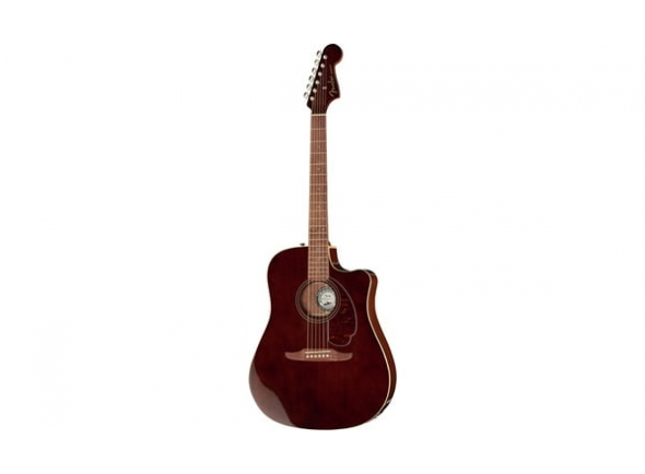 Fender LTD Redondo Player Walnut