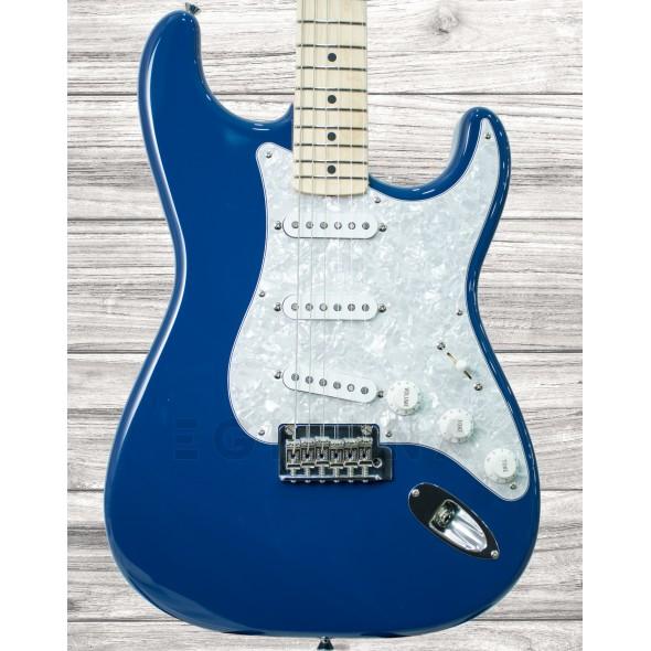 Guitarras formato ST Fender Japan Hybrid Stratocaster Indigo