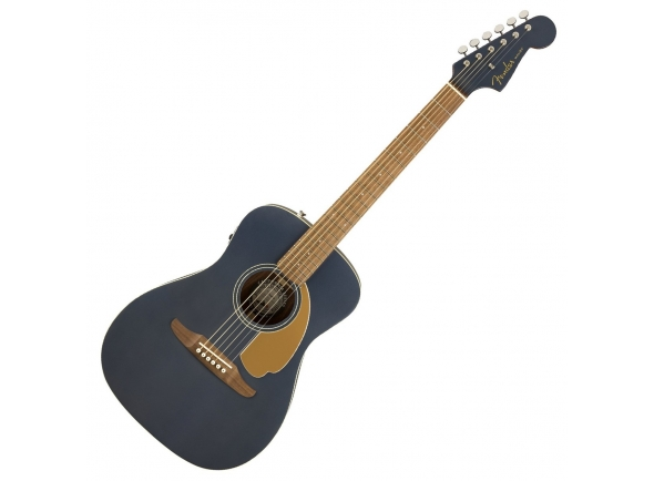 Otras guitarras acusticas Fender Malibu Player Midnight Satin