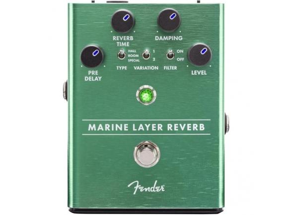 Ver mais informações do  Fender Marine Layer Reverb