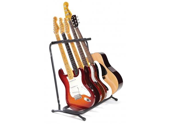 Suporte para guitarra e baixo Fender Multi Guitar Stand 5