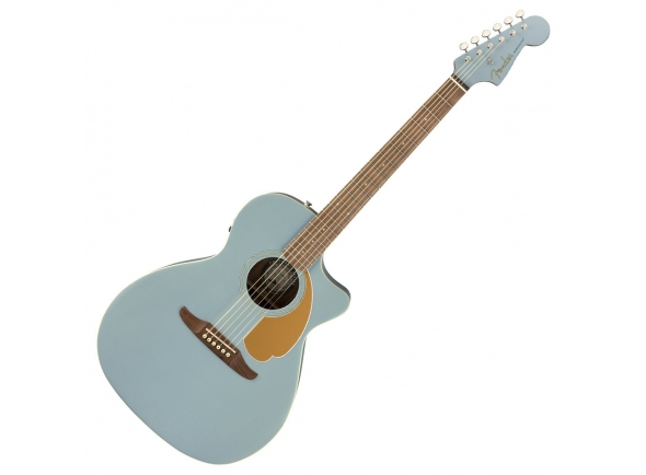 Fender Newporter Player Ice BlueSatin