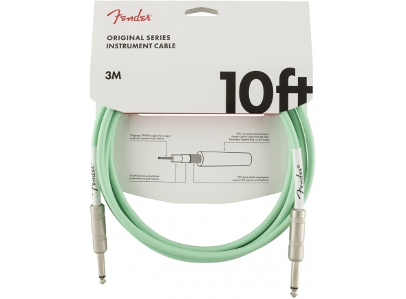 Cabo para Instrumento Fender original cable 3M  SG