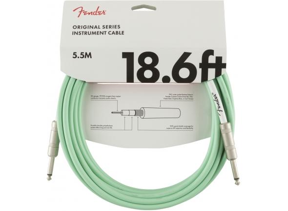 Cabo para Instrumento Fender Original Cable 5,5m SG