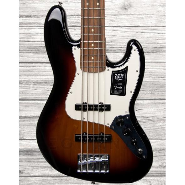 Fender Player Series J-Bass V PF 3TS