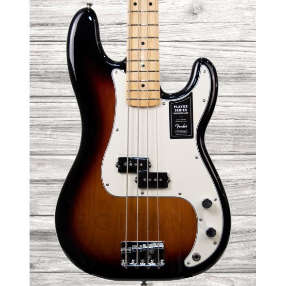 Baixo de 4 Cordas Fender Player Series P-Bass MN 3TS