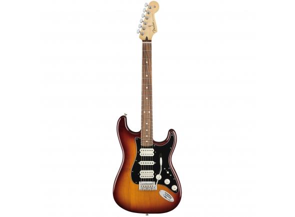 Guitarras formato ST Fender Player Series Strat HSH PF TBS