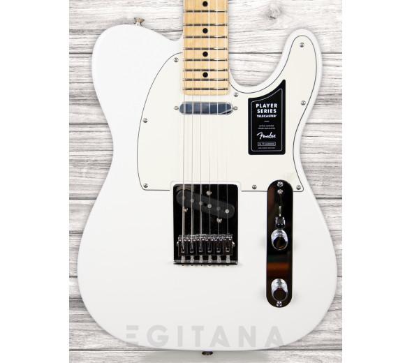 Guitarras formato T Fender Player Series Tele MN PWT
