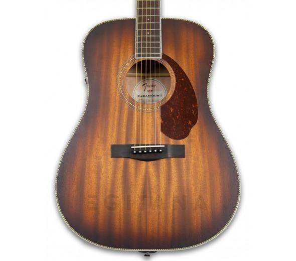 Guitarras Dreadnought Fender PM-1E Dread MAH ACB OV