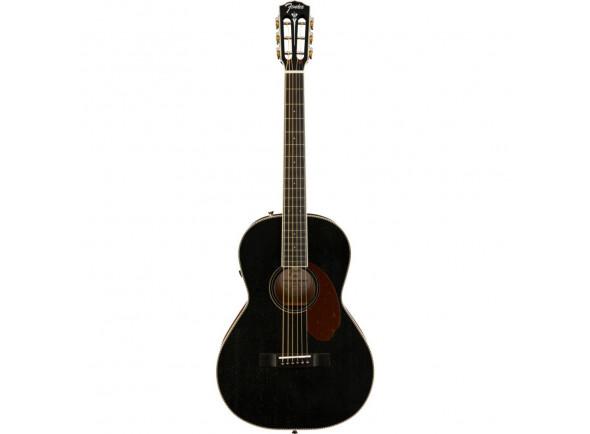 Guitarras Folk Fender PM-2E Parlor Limited Black
