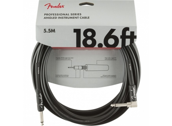 Fender Professional Series 5.5m (18.6ft) Straight/Angle - 0990820019