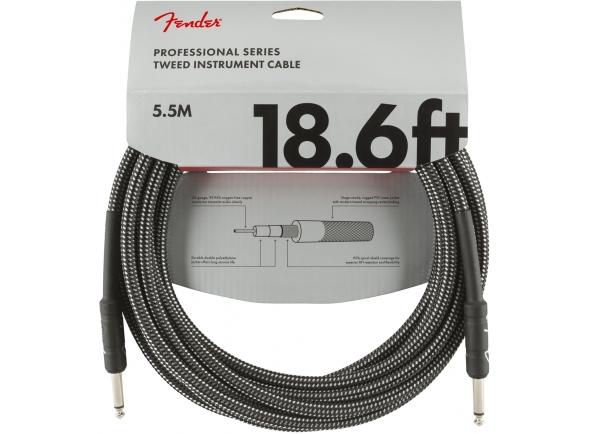 Fender Professional Series Gray Tweed 5.5M