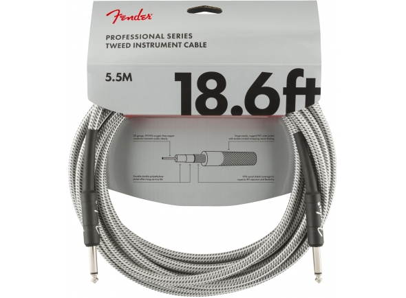 Fender Professional Series White Tweed 5.5M