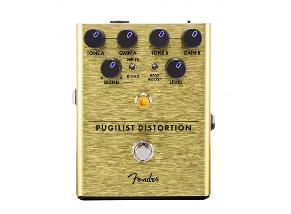 Ver mais informações do  Fender Pugilist Distortion