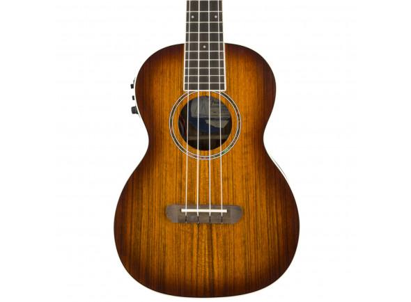 Ukulele Tenor Fender Rincon Tenor Uke V2 SB OV