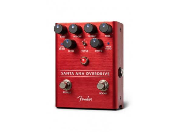 Ver mais informações do  Fender Santa Ana Overdrive