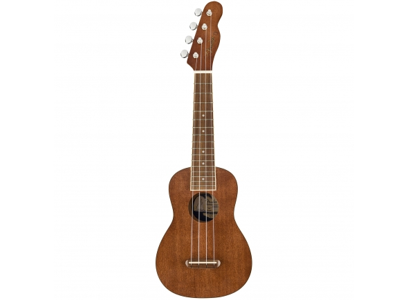 Ukulele Soprano Fender Seaside Soprano Uke Pack