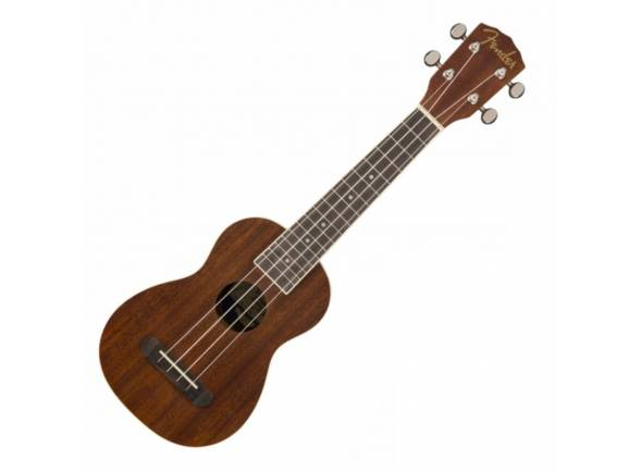 Fender Seaside Nat Soprano Ukulele