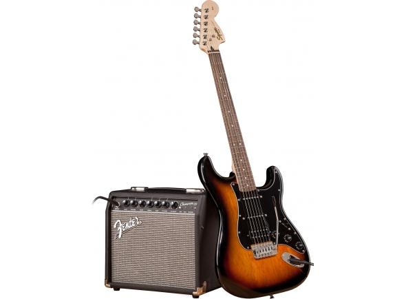 Fender Squier Affinity Strat Pack HSSBSB IL