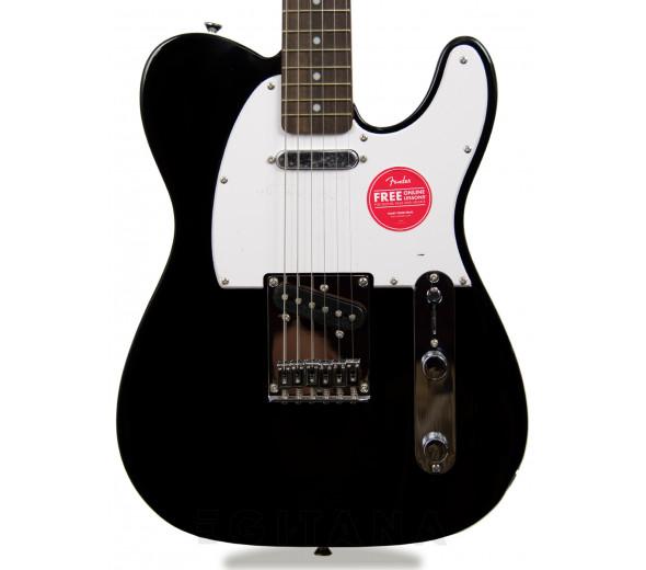 Guitarras formato T Fender Squier Bullet Telecaster LRL Black
