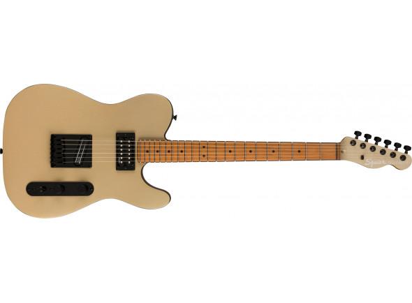 Guitarras formato T Fender SQ Contemp Tele RH MNSHG