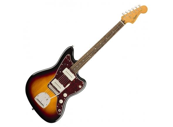 Fender SQ CV 60s Jazzmaster LRL 3TS