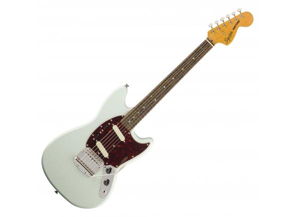 Outros formatos Fender SQ CV 60s Mustang LRL SNB