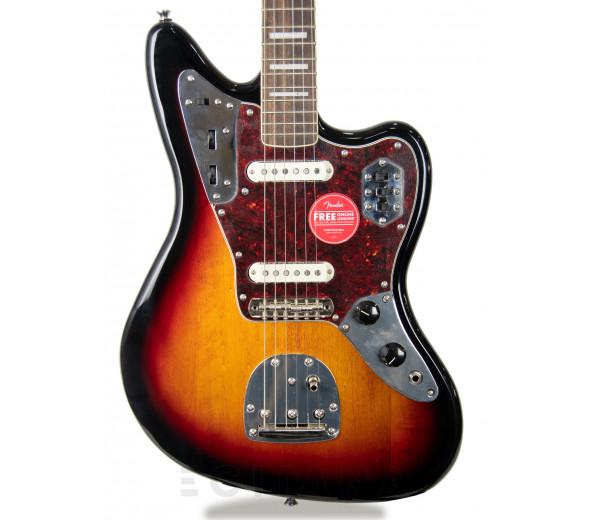Outros formatos Fender SQ CV 70s Jaguar LRL 3TS