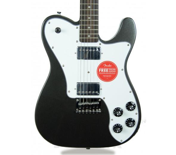 Guitarras formato T Fender  Squier Aff. Tele Deluxe Ch.Frost.M