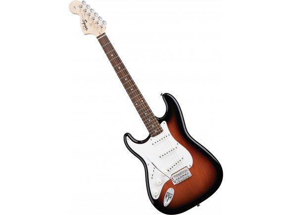Guitarras formato ST Fender Squier Affinity LH BSB
