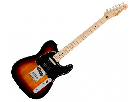 Guitarras formato T Fender  Squier Affinity MN 3-Colour Sunburst