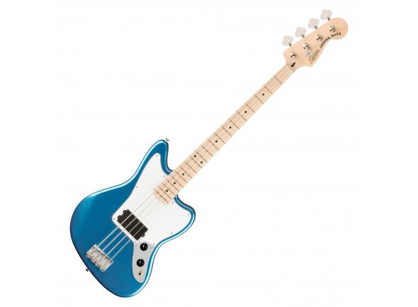 Baixo de 4 Cordas Fender Squier Affinity Series Jaguar Bass H Maple Fingerboard Lake Placid Blue