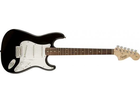 Guitarras formato ST Fender Squier Affinity Strat LRL BLK