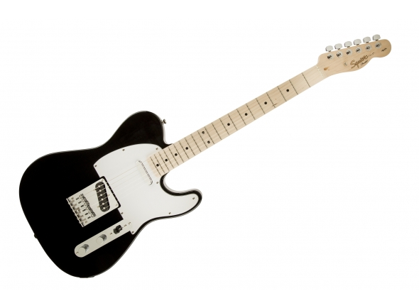 Guitarras formato T Fender Squier Affinity Tele MN BK