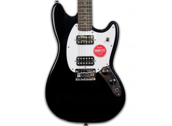 Outros formatos Fender Squier Bullet Mustang HH BLKIL