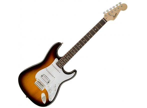 Guitarras formato ST Fender Squier Bullet Strat with Tremolo HSS IL Brown Sunburst B-Stock